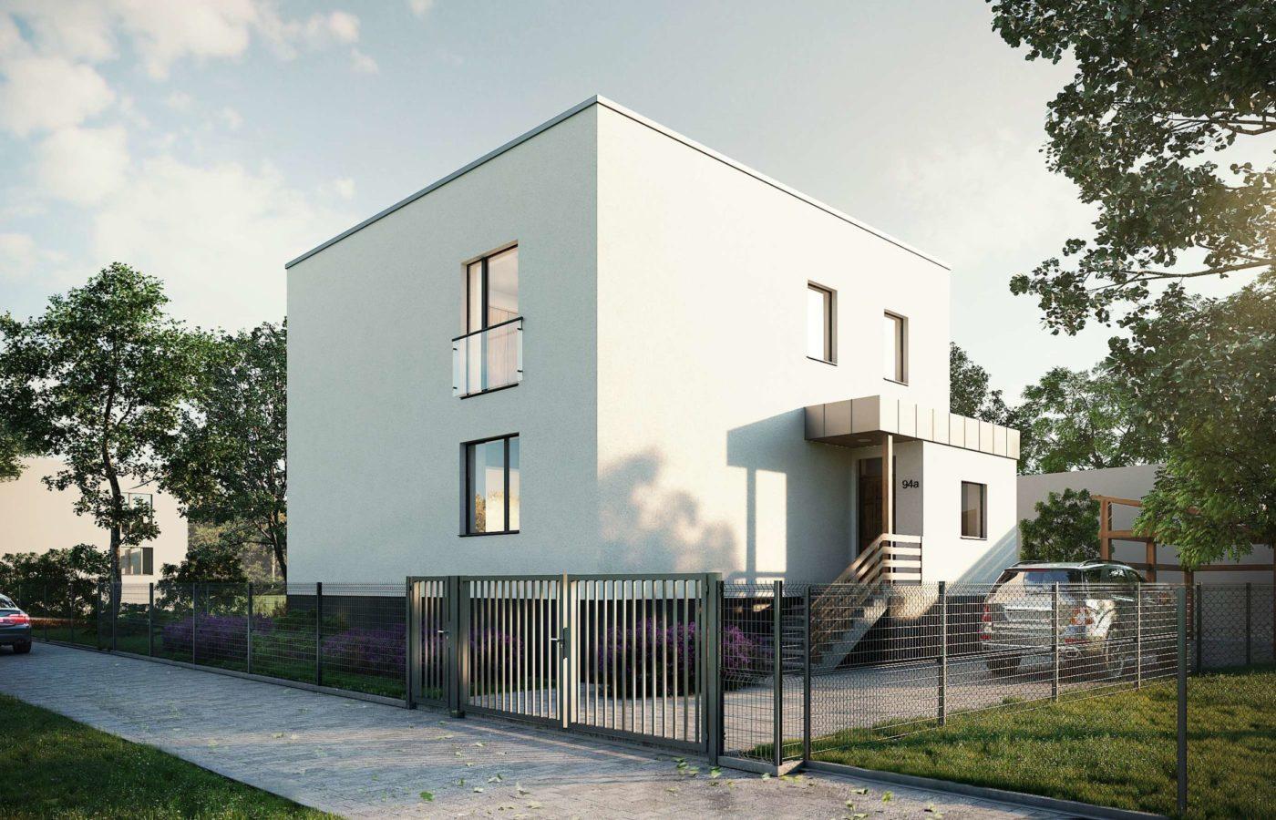 Dom w Katowicach