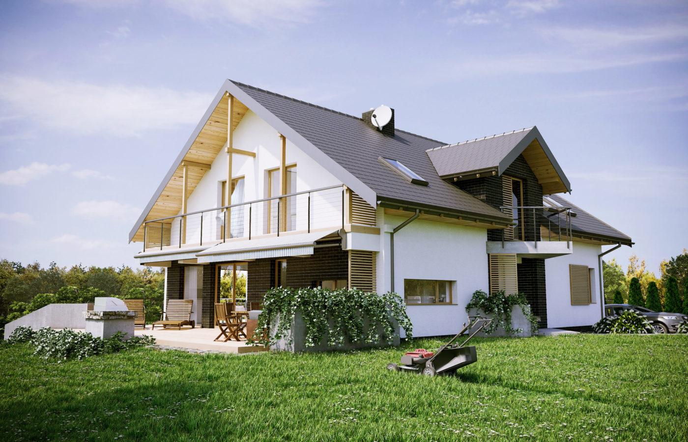 Dom w Mysłowicach