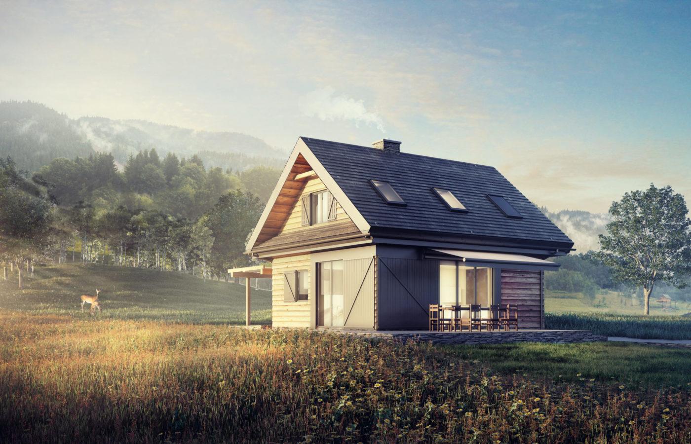 Dom w Stryszawie
